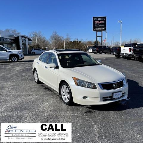 2008 Honda Accord Sedan 4-Door V6 Auto EX Carbondale IL