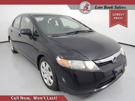 2008_Honda_CIVIC  LX_LX_ Salt Lake City UT