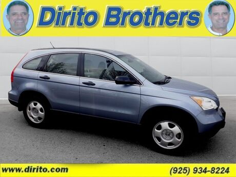 2008 Honda CR-V 2WD 5dr LX 49343A LX Walnut Creek CA