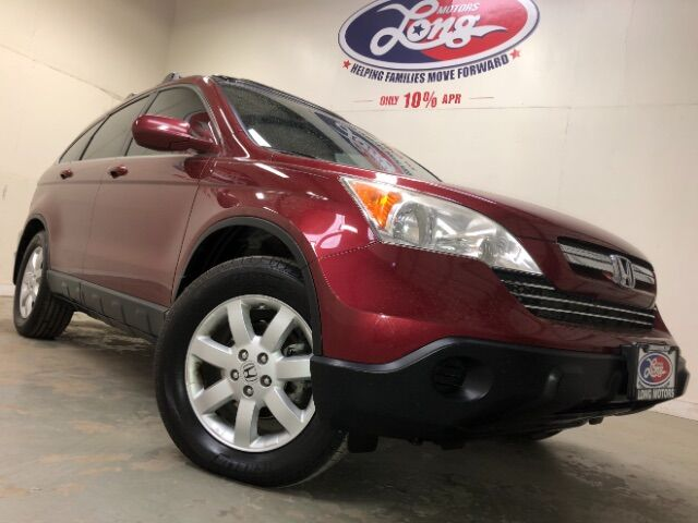 2008 Honda CR-V EX-L 2WD AT with Navigation Austin TX