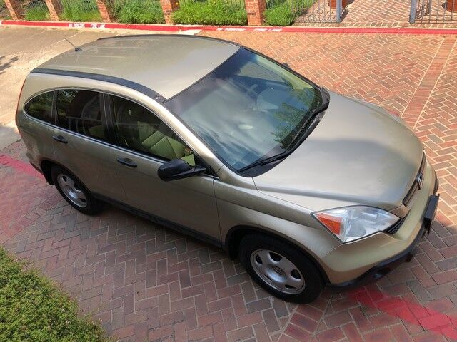 2008 Honda CR-V LX 2-owners Park Place Motorcars new car trade EXCELLENT CONDITION Arlington TX