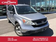 2008_Honda_CR-V_LX 4WD *Winter Tires*_ Winnipeg MB