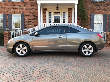 2008 Honda Civic Cpe EX 1-OWNER coupe Automatic EXCELLENT CONDITION Arlington TX