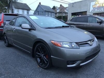Honda Civic Cpe Si 2008