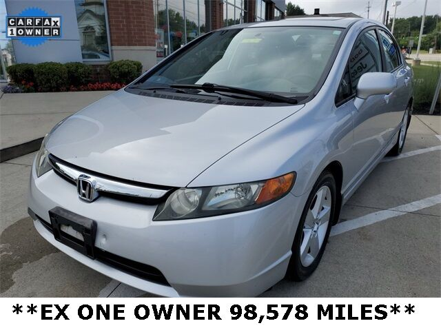 2008 Honda Civic EX Mayfield Village OH