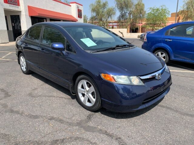 2008 Honda Civic EX Sedan AT Mesa AZ