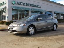 2008_Honda_Civic Hybrid_CVT AT-PZEV_ Plano TX
