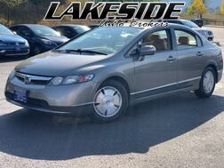 2008_Honda_Civic Hybrid_CVT AT-PZEV with Navigation_ Colorado Springs CO