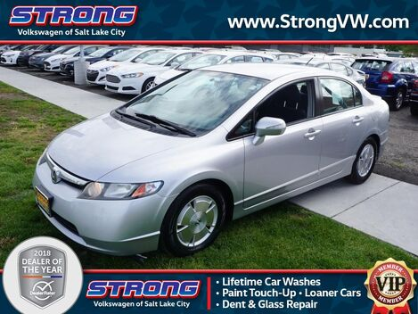 2008_Honda_Civic_Hybrid_ Salt Lake City UT