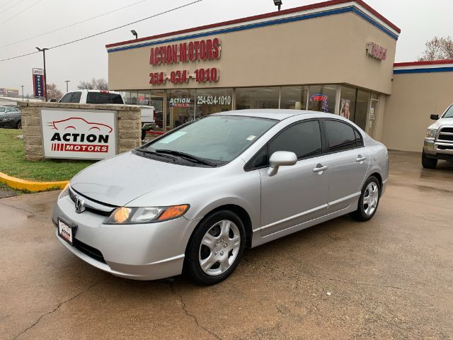 2008 Honda Civic LX Sedan AT # R4215 Killeen TX