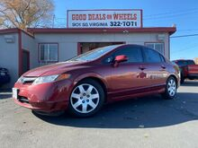 2008_Honda_Civic_LX Sedan AT_ Reno NV