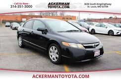 2008_Honda_Civic_LX_ St. Louis MO