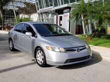 2008_Honda_Civic_LX_ California