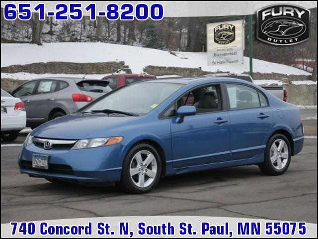 2008 Honda Civic Sdn 4dr Auto EX Lake Elmo MN