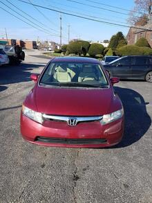 2008_Honda_Civic Sdn_EX_ North Versailles PA
