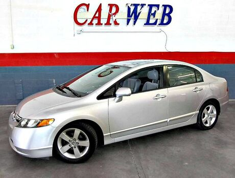 2008 Honda Civic Sdn EX Sedan AT Fredricksburg VA