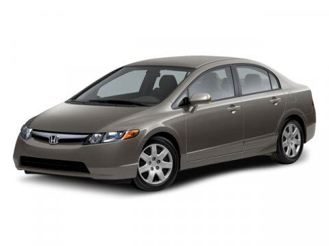 2008 Honda Civic Sdn LX