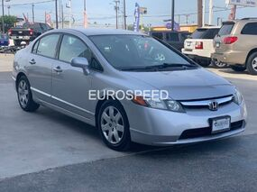 Honda Civic Sdn LX 2008