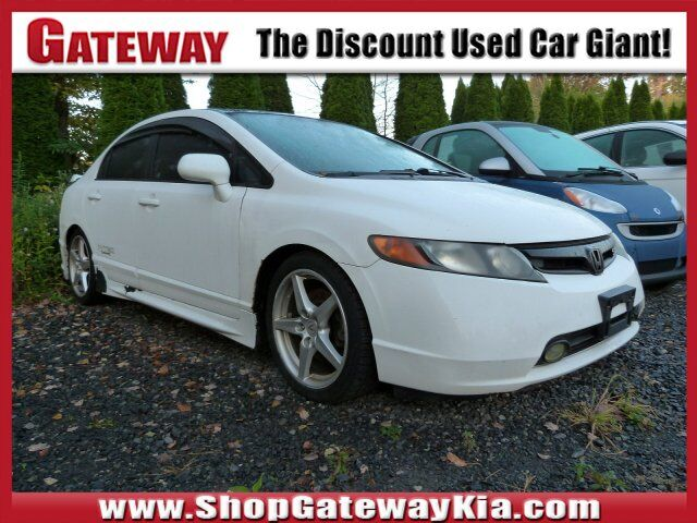 2008 Honda Civic Sdn Si Warrington PA