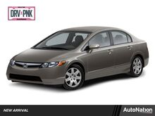 2008_Honda_Civic Sedan_LX_ Roseville CA