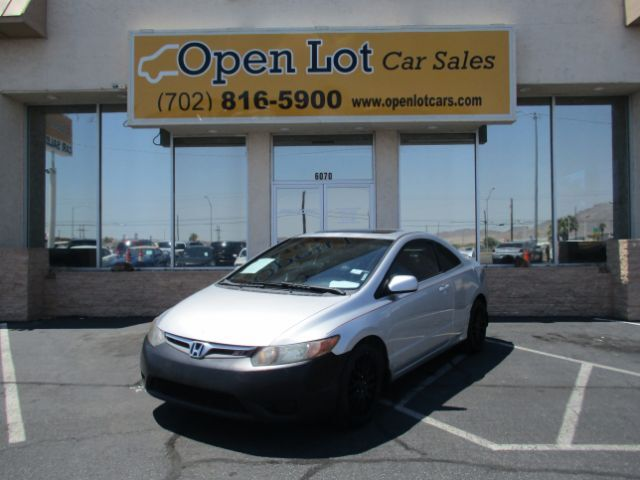 2008 Honda Civic Si Coupe with Navigation Las Vegas NV