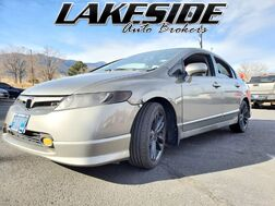 2008_Honda_Civic_Si Sedan_ Colorado Springs CO