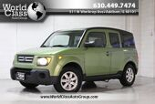 2008 Honda Element EX - AWD ALLOY WHEELS SUICIDE DOORS REAR MOON ROOF SATELLITE RADIO CD PLAYER AUX PORT