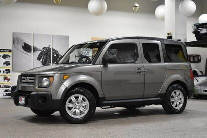 2008_Honda_Element_EX_ Boston MA