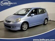 2008_Honda_Fit_5dr HB Auto Sport_ Raleigh NC