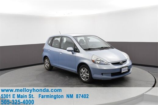 2008 Honda Fit Base Farmington NM