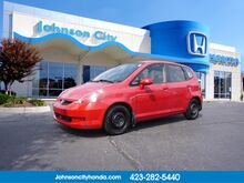 2008_Honda_Fit_Base_ Johnson City TN