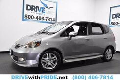2008_Honda_Fit_SPORT AUTO KEYLESS ENTRY ALLOY WHLS PWR ACCESSORIES CRUISE CTRL_ Houston TX