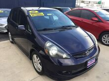2008_Honda_Fit_Sport 5-Speed AT_ Austin TX