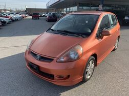 2008_Honda_Fit_Sport_ Cleveland OH