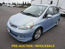 2008_Honda_Fit_Sport PRE-AUCTION_ Burlington WA