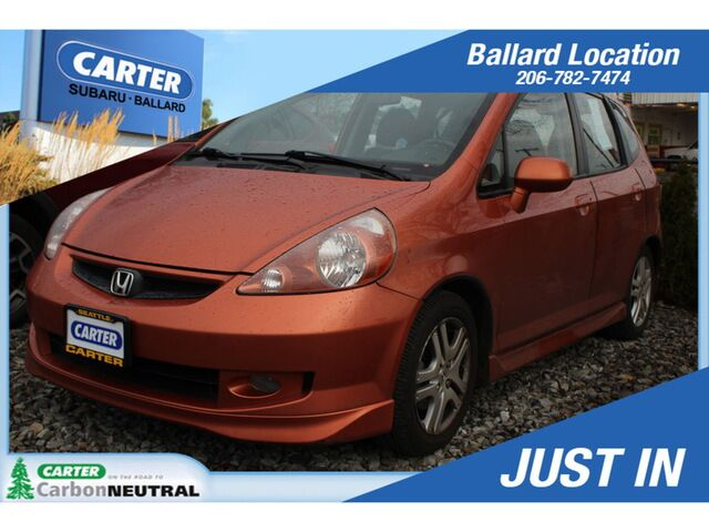 2008 Honda Fit Sport Seattle WA