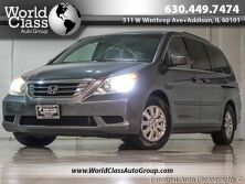 Honda Odyssey EX-L - SUN ROOF ALLOY WHEELS LEATHER SEATS POWER SEATS 2008