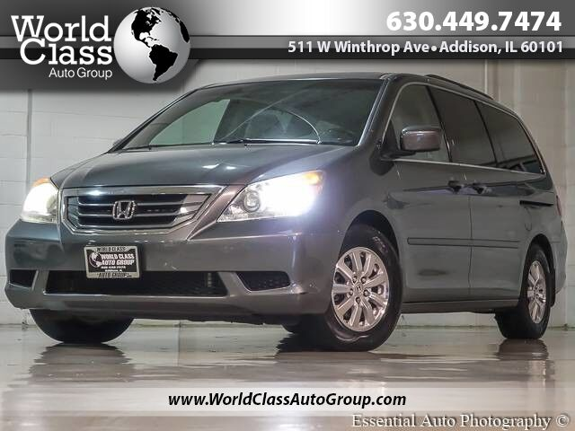 2008 Honda Odyssey EX-L - SUN ROOF ALLOY WHEELS LEATHER SEATS POWER SEATS Chicago IL