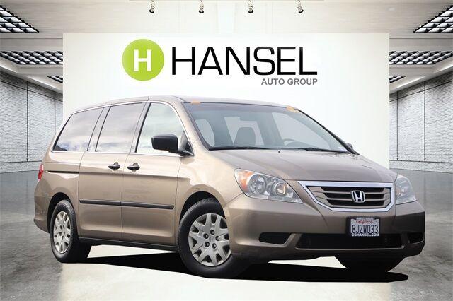 2008 Honda Odyssey LX Santa Rosa CA