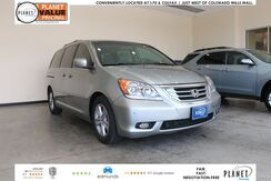 2008 Honda Odyssey Touring Golden CO
