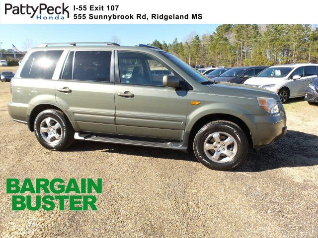 2008 Honda Pilot EX-L with Navigation FWD Jackson MS