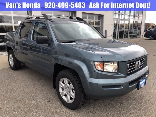 2008 Honda Ridgeline RT Green Bay WI