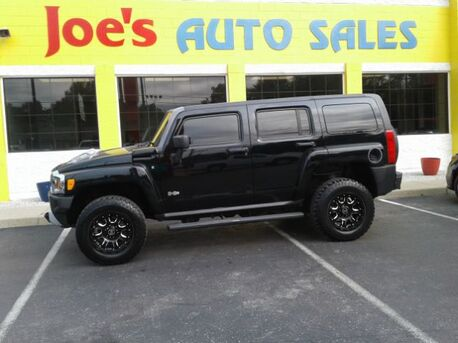 2008_Hummer_H3_Base_ Indianapolis IN