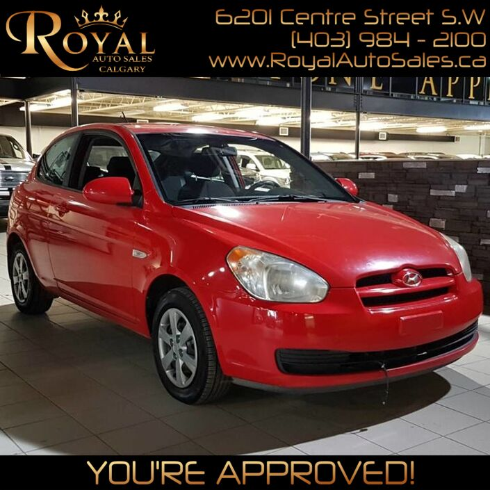 2008 Hyundai Accent GL *PRICE REDUCED* Calgary AB