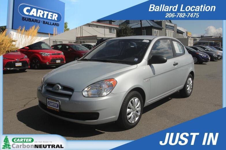 2008 Hyundai Accent GS Seattle WA