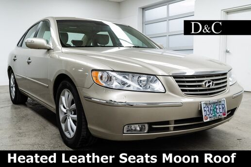 2008 Hyundai Azera Limited Portland OR