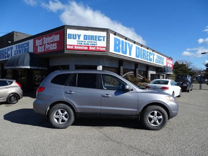 2008 Hyundai Santa Fe GL 5-Pass, Great Family Vehicle, Regularly Serviced Kelowna BC