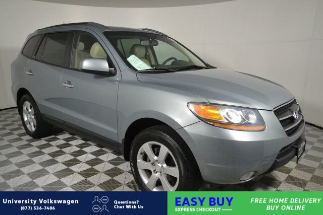 2008 Hyundai Santa Fe Limited Seattle WA