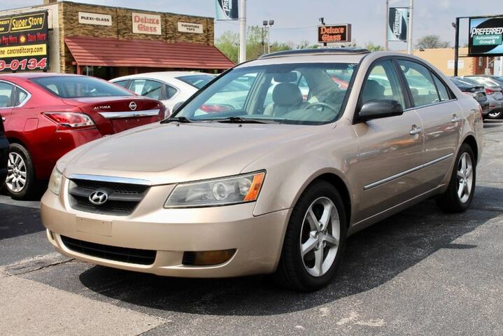 2008 Hyundai Sonata Limited Fort Wayne Auburn and Kendallville IN