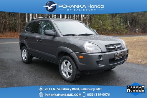 2008_Hyundai_Tucson_GLS ** GUARANTEED FINANCING ** BEST MATCH **_ Salisbury MD